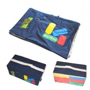 20x Tasche Aufbewahrungl 60 x 40 x 40 cm Spielzeug Strand Garten Wäsche Ware