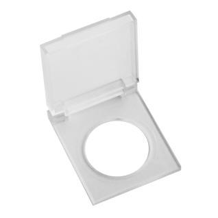 Schutzabdeckung Klappe für Taster Schalter LED Klingel Drucktaster Druckschalter