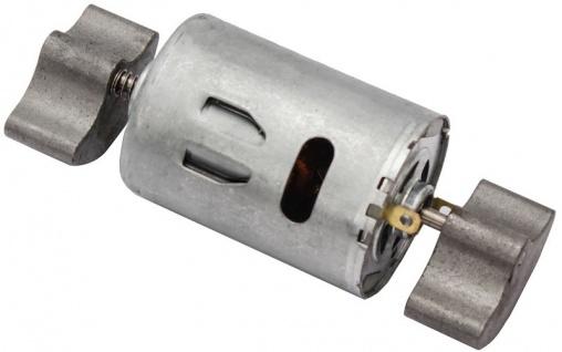 Vibrationsmotor 12V Unwuchtmotor Rüttelmotor großer Elektromotor 100mm - Vorschau