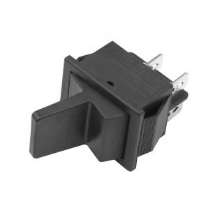 Wipptaster Ein- / Aus - Funktion 230V 2x EIN nicht einrastend (6V 9V 12V 24V) - Vorschau 2