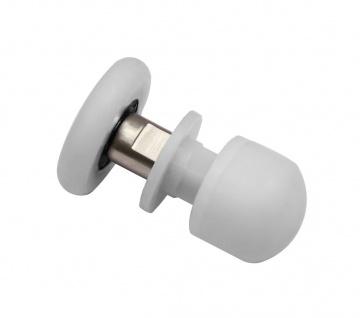 26mm 28mm Laufrolle Duschtüre Glastüre Schiebetürbeschlag Schiebetür Rolle 30-04