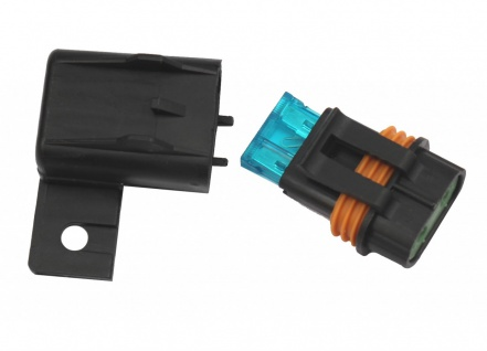 KFZ Sicherungshalter ATC Flachsicherung Auto Sicherung Sicherungsgehäuse