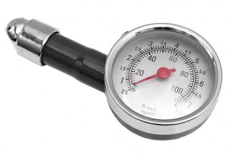 Reifendruckprüfer 0, 5-7, 5 Bar Reifenprüfer Luftdruckprüfer Reifen Reifendruck - Vorschau