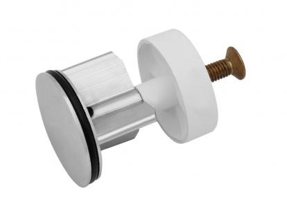 Ø 38mm Waschbecken Stopfen Stöpsel für Excenter-Ablaufgarnitur Waschtisch Abfluss