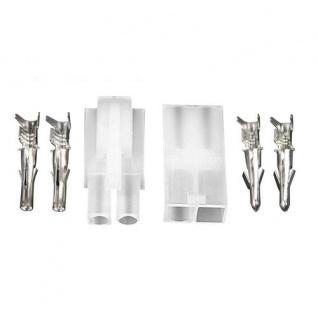 10 Paar Tamiya Stecker Kupplung Lipo 13, 4mm Akku Buchse