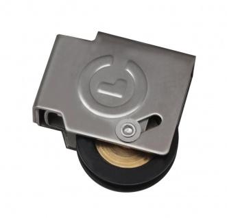Aluminium Schiebetür Schiebefenster Laufrolle Rollwagen Schiebetürbeschlag 26-04