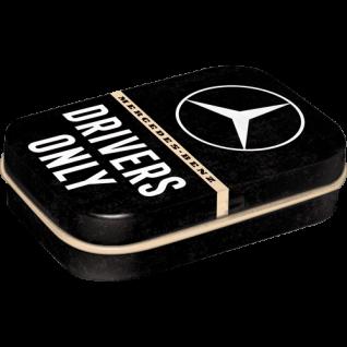 Pillendose Mercedes-Benz Drivers Only