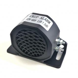 12 bis 60V Piepser Rückfahr Signal Warnsignal Beeper Rückfahrwarner 12V 24V