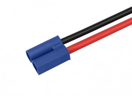 Hochstrom Kabel KFZ Batterieklemmen 5, 27mm2 Sicherung Ladekabel Krokodilklemmen