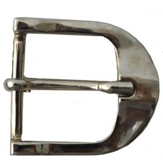 """Gürtelschnalle """" Silver"""" Gürtelschließe für 25mm Gürtel Buckle"""