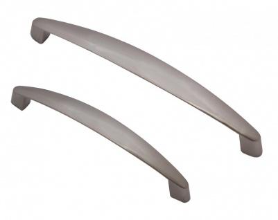 Möbelgriffe Bogengriff Edelstahl-Optik Möbelgriff Bügelgriff Griff