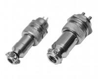 Einbaustecker Steckverbindung Borddurchführung Steckdose Mikrofon Kupplung - Vorschau 5