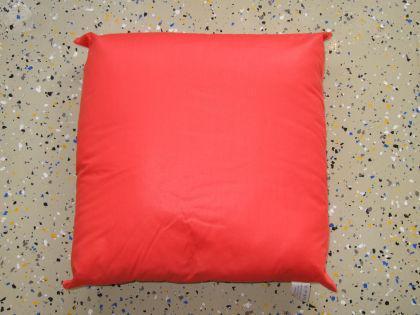 Designkissen Rot