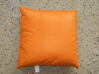 Designkissen Orange