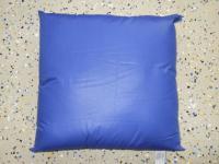 Designkissen Blau