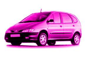 Rückleuchte Renault Scenic 96 99 Heckleuchte - Vorschau 2