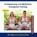 Autogenes Training - Audio CD Entspannung