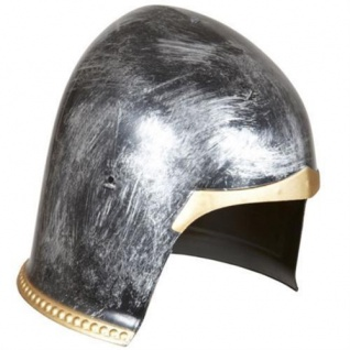 Mittelalter KRIEGERHELM Ritterhelm Helm Ritterhaube Barbarenhelm 1124