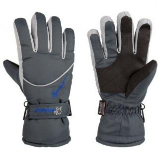 Handschuhe Snowboard Ski-Handschuhe Winterhandschuhe Gr. 10 XL grau (405AGK)