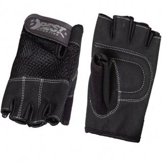 Radfahr Fahrrad Handschuhe mit extra weicher Handfläche und Klettverschluß