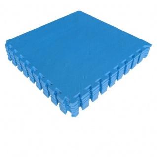 Pool Matten Bodenschutzmatte Platte Planschbecken Fliesen - 8er Set - 2, 00 qm