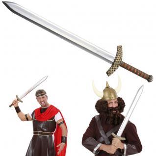 LANGES RITTER SCHWERT KREUZSCHWERT 86CM Antike Mittelalter Kostüm Zubehör #8624