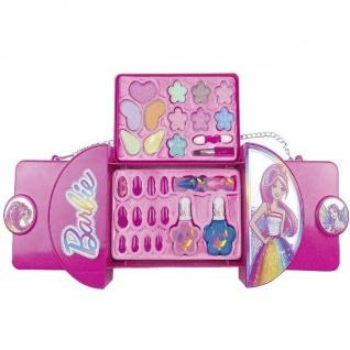 Barbie Schmink-Set Make-Up Set Handtasche - Kinder Spielzeug - NEU
