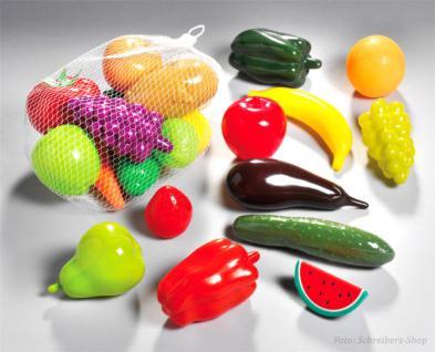 Kinder Kaufladen Gemüse Obst Zubehör Lebensmittel 45013