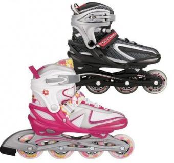Kinder ROLLSCHUHE INLINER verstellbar 30-33, 34-37, 38-41 Inline Skates Fitness