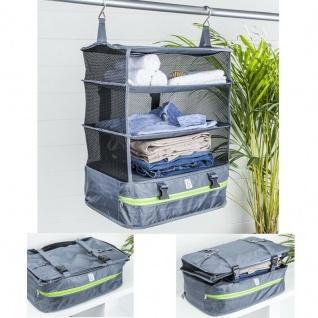 Reisetasche Reise Organizer Ordnungssystem Hängeorganizer Tasche Camping #1120