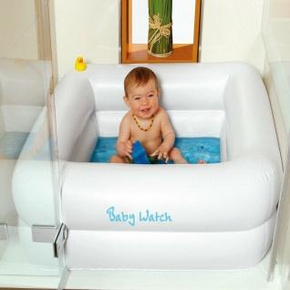 Babypool Baby Watch 85x85 Planschbecken Kinder Badewanne Dusche Wanne #18122