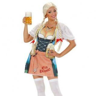GRILLSCHÜRZE Bayern Frau Schürze Oktoberfest Trachtenschürze Kochschürze