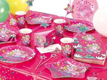 Funky Fairy Prinzessin Kindergeburtstag Girls Party Motto Geburtstag AUSWAHL