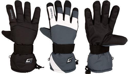 HERREN SNOWBOARD Ski-Handschuhe mit Thinsulate® Wärmeisolation