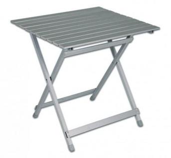 Aluminium Gartentisch Klappbar