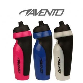 Avento Trinkflasche Sport Water Bottle 600 ml Getränkeflasche Sportflasche
