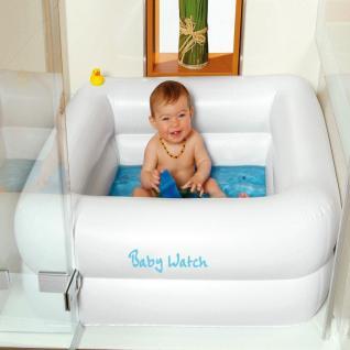 BABY PLANSCHBECKEN Ab 0 Monate Badewanne für Dusche o. Garten Baby Pool Watch
