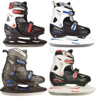 Schlittschuhe Eishockey Kinder 4 Größen verstellbar 27-30, 30-33, 34-37, 38-41