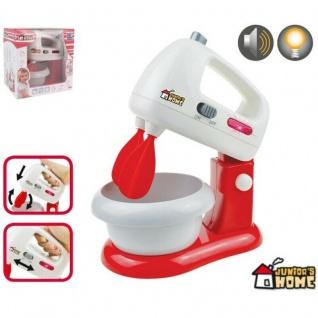 Mixer Handmixer Standmixer Kinder Spielzeug mit Licht & Sound und Rührfunktion