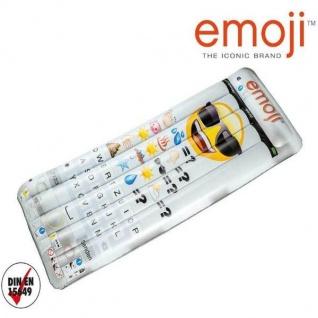 emoji Handy Luftmatratze Badeinsel 170 x 60cm Smilies Smartphone