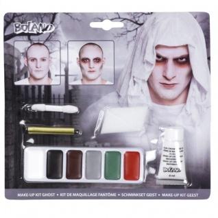 Schmink Set Make up Set - Geist Vampir Zombie - Halloween Karneval Fasching#5089