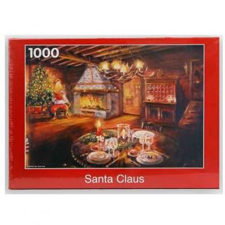 1000 Teile Puzzle Weihnachtsstimmung Santa Claus NEU/OVP 30201