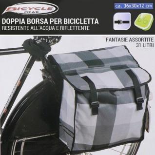 Fahrrad Gepäcktasche Satteltasche Gepäckträger Tasche Fahrradtasche