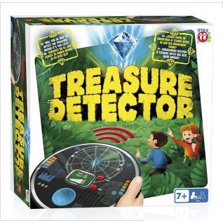 IMC TOYS TREASURE DETECTOR - elektronische Schatzsuche - Detektor Spiel Schatz