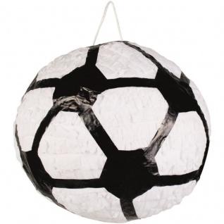 PINATA ? Fussball - 30x30cm Soccer zum befüllen Kinder Geburtstag Party Spiel