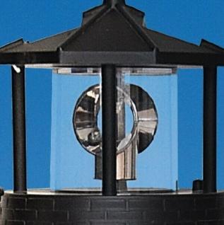 Ersatz-Leuchtmodul für Leuchtturm Roter Sand Leuchtkopf Solar-Leuchteinheit #793
