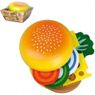 HAMBURGER aus Holz Spielzeug Lebensmittel Kinderküche Food Bag 45031