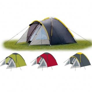 Kuppelzelt für 3-Personen-Zelt, Campingzelt Zelt Outdoor Camping