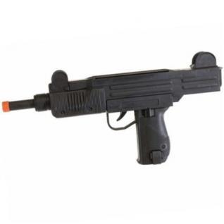 Uzi Knatter Pistole Kinder Spielzeug Gewehr Kostüm Zubehör Karneval 7083