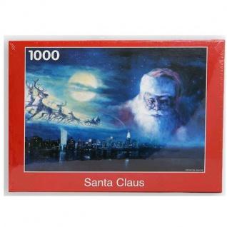 1000 Teile Puzzle Weihnachtsstimmung Santa Claus NEU/OVP 30202